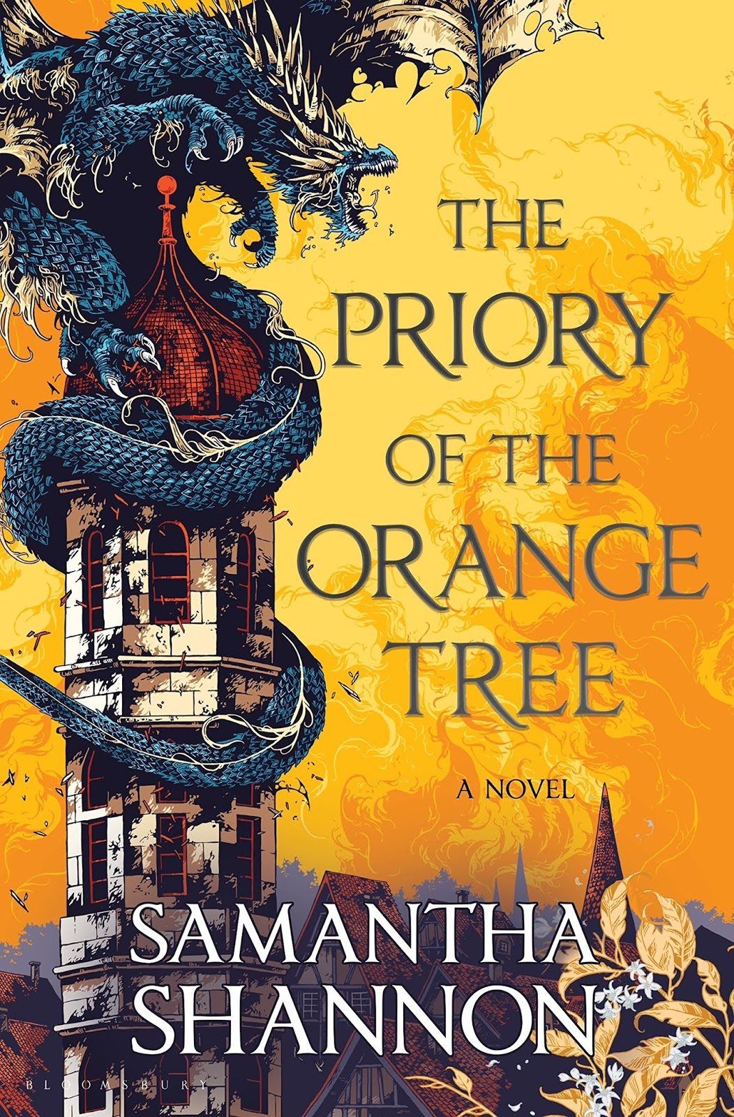 The Priory Of The Orange Tree il priorato dell'albero delle arance