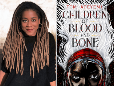 Adeyemi Children of Blood and Bone